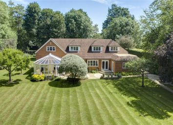 Thumbnail 5 bed detached house for sale in Mill Lane, Hurley, Maidenhead, Berkshire