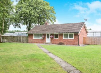 Thumbnail 3 bed bungalow to rent in Farm Lane, Lower Withington, Macclesfield