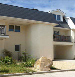 Thumbnail 3 bed terraced house for sale in Brickfields, Alderney