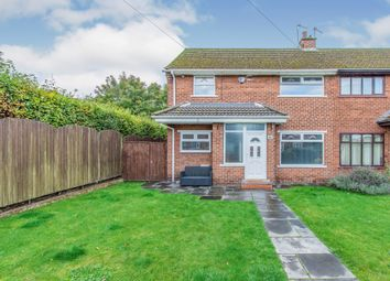 Thumbnail 3 bed semi-detached house for sale in Everingham Road, Cantley, Doncaster
