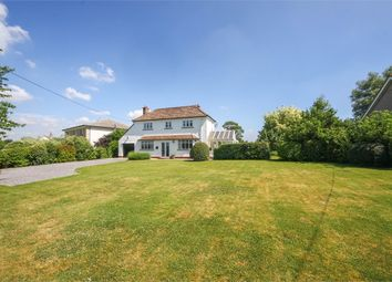 Thumbnail 4 bed detached house for sale in Seymour House, Wellsway, Blackford, Wedmore, Somerset