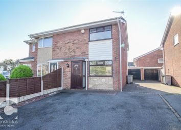 Thumbnail 2 bedroom semi-detached house to rent in Cambrian Close, Moreton, Wirral