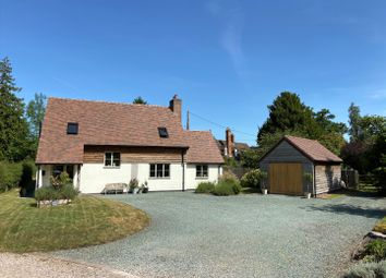Thumbnail 3 bed detached house for sale in Gilberts End Lane, Hanley Castle, Worcestershire