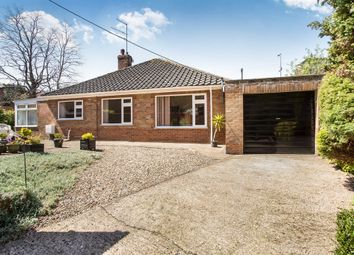 Thumbnail 2 bed detached bungalow for sale in Station Street, Swaffham