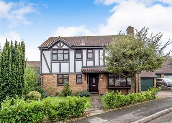 Thumbnail 4 bed detached house for sale in Church Road, Otham, Maidstone, Kent