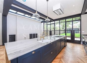 Thumbnail 4 bed semi-detached house for sale in Chevening Road, Queens Park, London