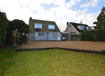 Thumbnail 3 bed detached house for sale in West Street, Helpston, Peterborough