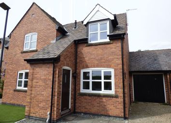 Thumbnail 2 bed semi-detached house to rent in Turflands, Croston, Leyland