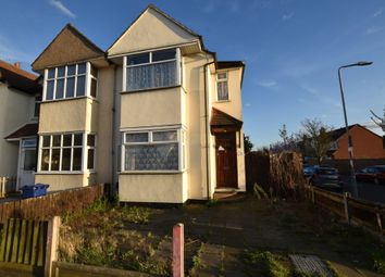 Thumbnail 3 bed end terrace house for sale in New North Road, Ilford