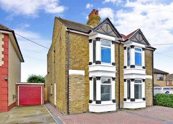 Thumbnail 3 bed semi-detached house for sale in Southdown Road, Halfway, Sheerness, Kent