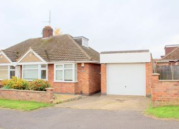 Thumbnail 2 bedroom semi-detached bungalow for sale in Orchard Way, Duston, Northampton