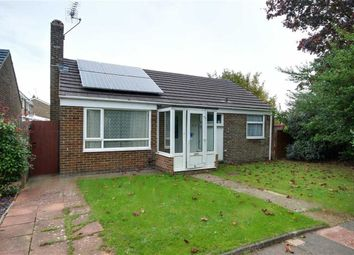 Thumbnail 2 bed detached bungalow for sale in Newtimber Avenue, Goring-By-Sea, Worthing, West Sussex