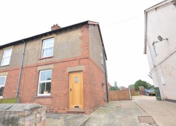 Thumbnail 2 bed semi-detached house for sale in West Street, Winterton, Scunthorpe