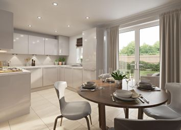 "Thumbnail 3 bed end terrace house for sale in ""Moresby"" at St. Georges Way, Newport"