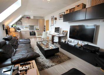 Thumbnail 2 bed flat to rent in 47 Woodthorpe Road, Ashford, Surrey