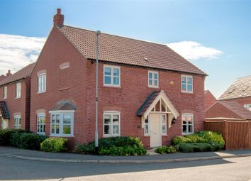 4 bed detached house for sale in Gables Close, Desford, Leicester LE9
