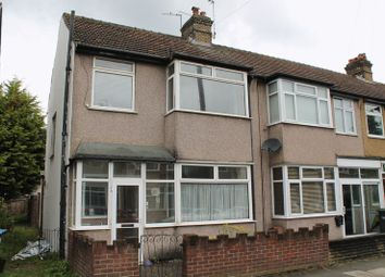 Thumbnail 3 bed end terrace house for sale in Clive Road, Enfield