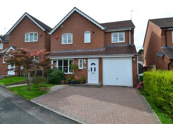 Thumbnail 4 bed detached house for sale in Chapelfield Mews, Rubery, Birmingham