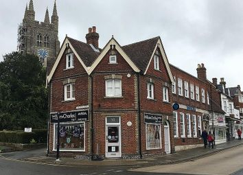 Thumbnail Commercial property for sale in High Street, Tenterden, Ashford, Kent
