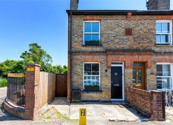 Thumbnail 2 bed terraced house for sale in Victoria Crescent, Chelmsford, Essex
