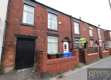 Thumbnail 3 bed end terrace house to rent in Two Trees Lane, Denton, Manchester