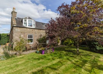 Thumbnail 4 bedroom detached house for sale in North Quilkoe Farmhouse, Forfar, Angus