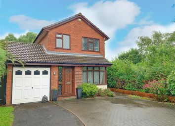 4 bed detached house for sale in Bond Way, Hednesford, Cannock WS12