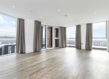 Thumbnail 3 bed flat to rent in Haydn Tower, Nine Elms Point, 50 Wandsworth Road