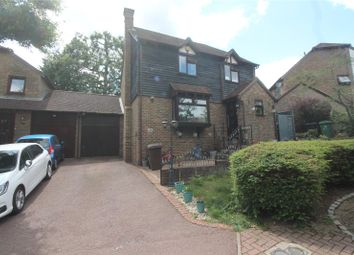 Thumbnail 4 bed link-detached house for sale in Iris Close, Waldersalde Woods