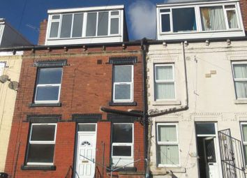 Thumbnail 3 bed terraced house to rent in Clifton Grove, Leeds