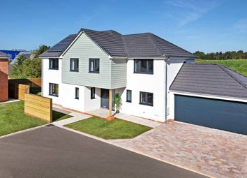 Thumbnail 4 bed detached house for sale in Mulligan Drive, Exeter