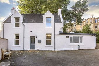 Thumbnail 3 bed detached house to rent in 3C South Trinity Road, Edinburgh