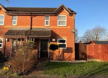 Thumbnail 2 bed semi-detached house to rent in Walland Grove, Stafford