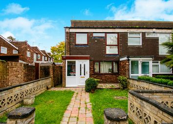 Thumbnail 3 bed terraced house for sale in Dalberg Way, Abbey Wood, London