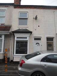 Thumbnail 2 bed terraced house for sale in Blakeland Street, Bordesley Green