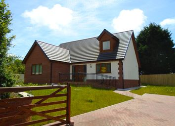 Thumbnail 4 bed detached house for sale in School Road, Mynyddygarreg, Kidwelly, Carmarthenshire