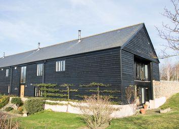 Thumbnail 5 bedroom barn conversion for sale in High Street, Hinxton, Saffron Walden