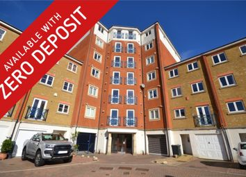 Thumbnail 3 bed flat to rent in Dominica Court, Eastbourne