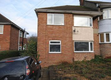 Thumbnail 2 bed flat for sale in Ashburnham Close, Southampton