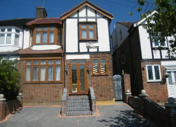 Thumbnail 5 bed semi-detached house to rent in Wanstead Park Road, Ilford, Essex