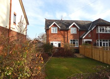 Thumbnail 2 bed property to rent in Post House Salisbury Road, West Wellow, Romsey