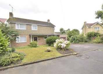 Thumbnail 3 bed detached house for sale in Cleeve Hill, Cheltenham