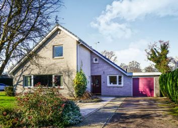Thumbnail 4 bed detached house for sale in Pinnaclehill Park, Kelso