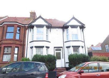 Thumbnail 3 bedroom semi-detached house to rent in Elmstone Road, Ramsgate