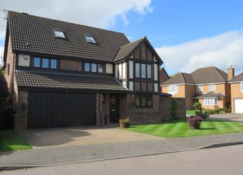 Thumbnail 5 bedroom detached house for sale in The Copse, Hemel Hempstead