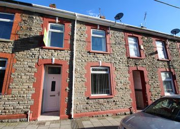 Thumbnail 3 bed terraced house to rent in Coronation Street, Trethomas, Caerphilly