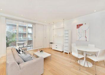 Thumbnail 1 bedroom flat to rent in Grosvenor Waterside, Gatliff Road