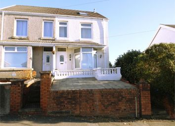 Thumbnail 4 bedroom semi-detached house for sale in Penywern Road, Neath, West Glamorgan