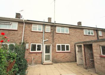 Thumbnail 3 bed terraced house to rent in Churchill Road, Braintree