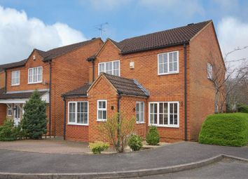 Thumbnail 4 bedroom detached house for sale in Bennetts Court, Yate, Bristol